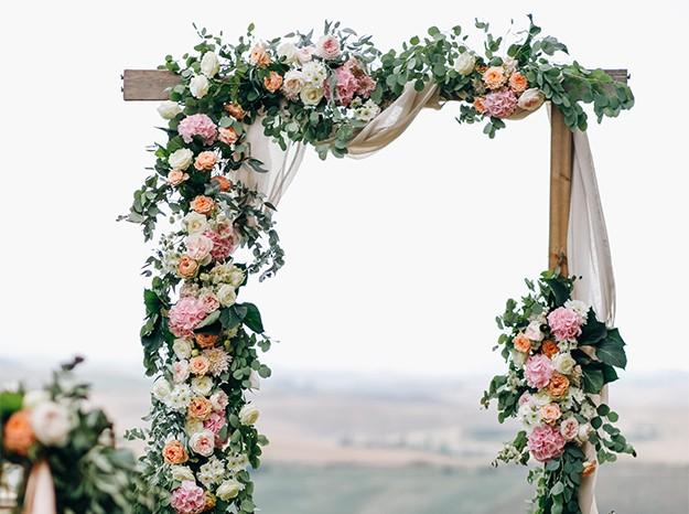 Fiorista per matrimonio Ferrara